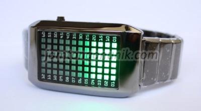 tokyo flash pimp jam tangan gaul dengan animasi 72 led