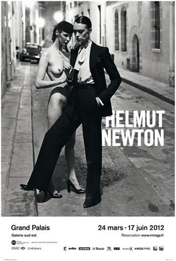 Retrospectiva Helmut Newton Fotografia