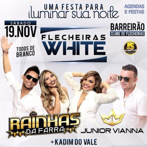 FLECHEIRAS WHITE 2016 EM FLECHEIRAS - CE 19 DE NOVEMBRO