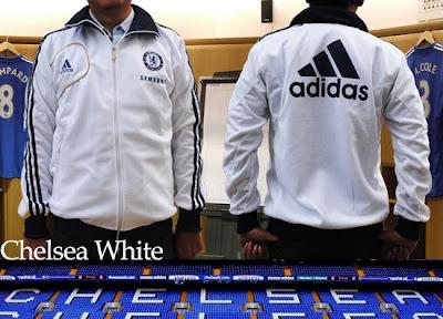 Jual Jaket Chelsea Putih