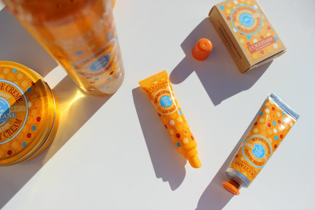 Limited Edition L'Occitane Shea Butter and Honey Collection