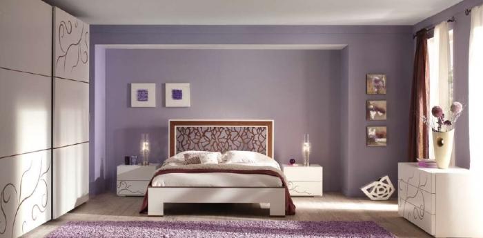 Pareti colorate camera da letto imagui for Pareti moderne colorate