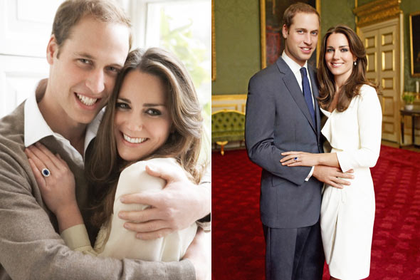 kate middleton and prince william engagement. prince-william-kate-middleton-