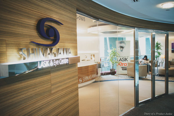 Shinagawa LASIK & Eye Center Clinic Singapore