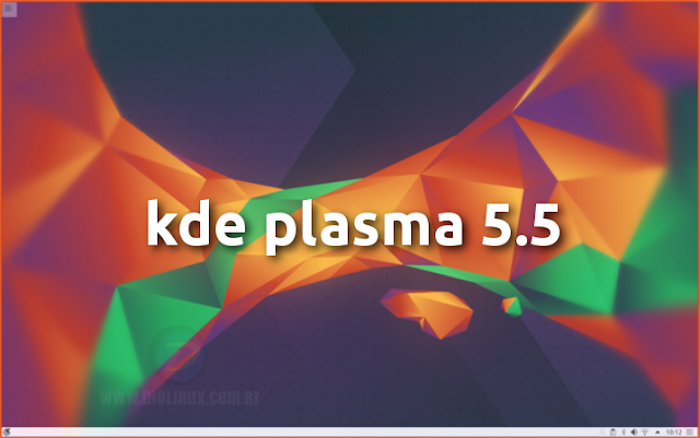 KDE Plasmas 5.5