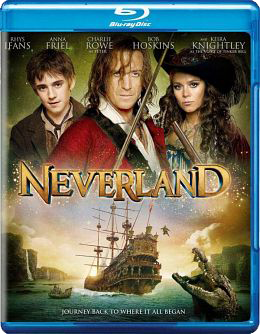 Neverland (2011) Part Two 720p BluRay Poster