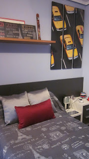 Decorar con cortinas y mucho m s par s juvenil habitaci n masculina - Decoracion habitacion juvenil masculina ...