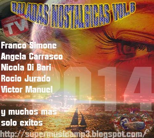 VA.Baladas Nostagicas Vol.6
