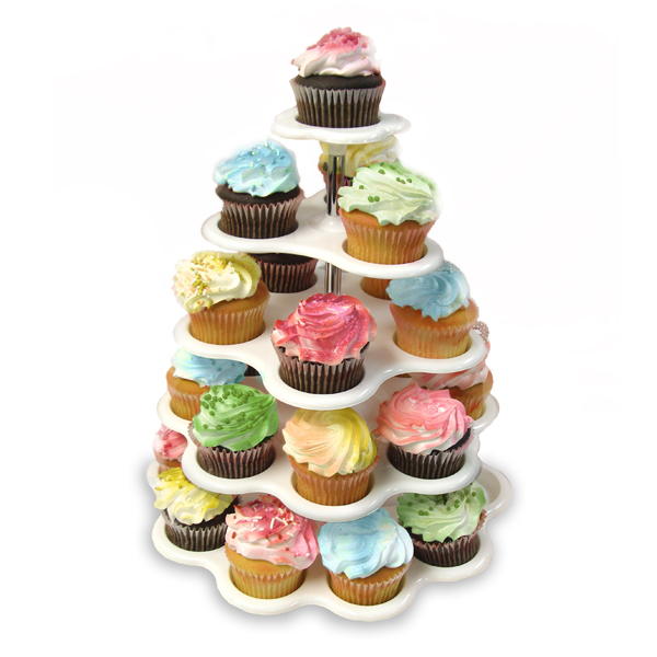 Tiered Cupcake Stands