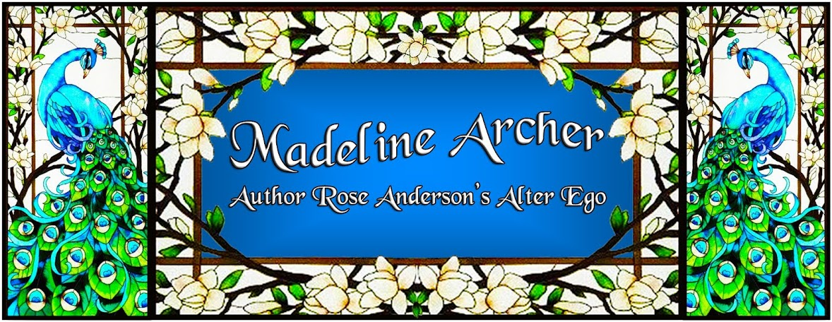 Author Madeline Archer