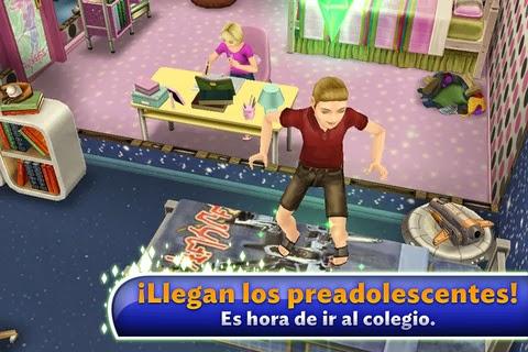Los Sims Gratuito Actualizaci N 3 0 Pre Adolescentes