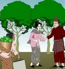 Cerita Rakyat anak-anak : Cerita Batu Menangis