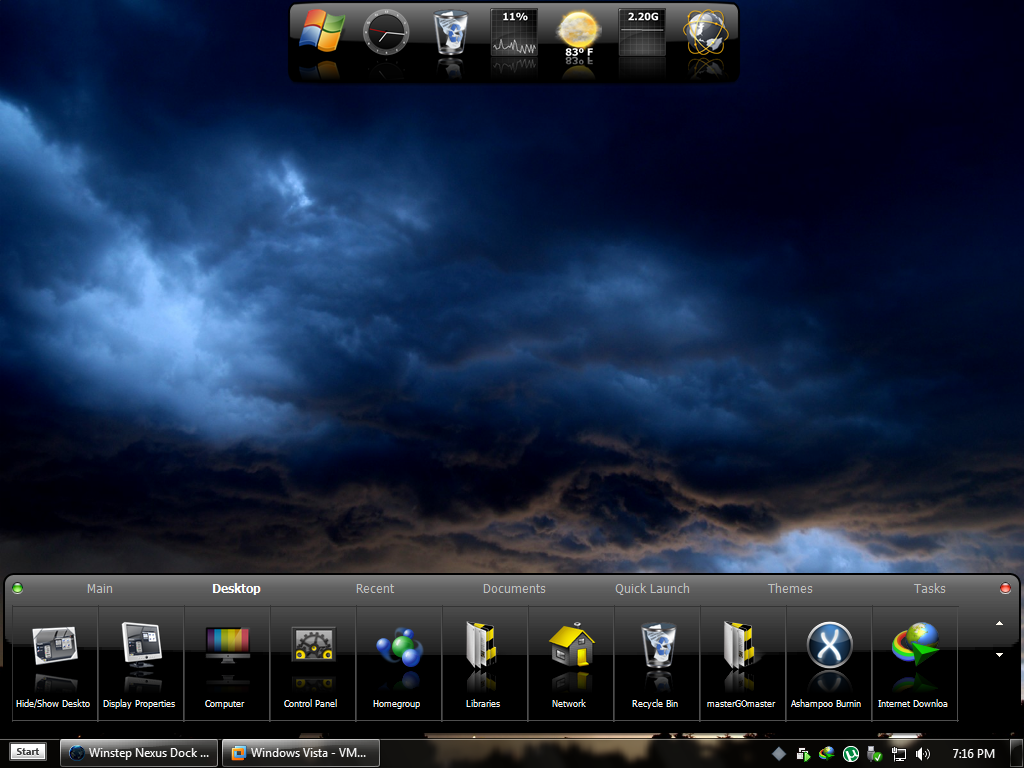 Winstep Nexus Ultimate 11.10 Full Version