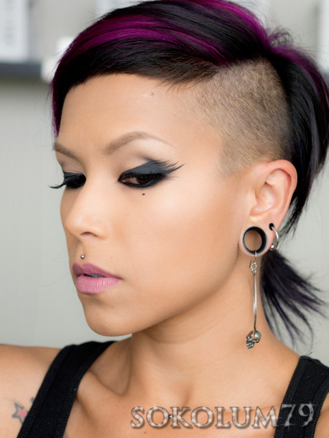 Feathered Liner Winged Eyeliner