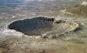 Meteor Crater, USA.