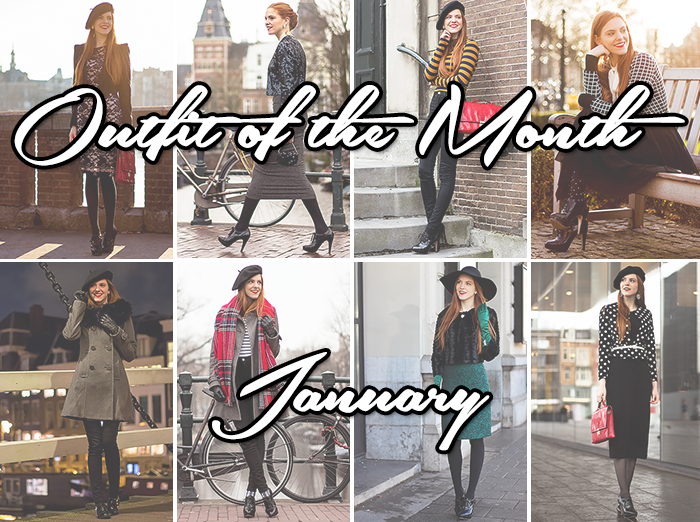 Outfit of the Month: January