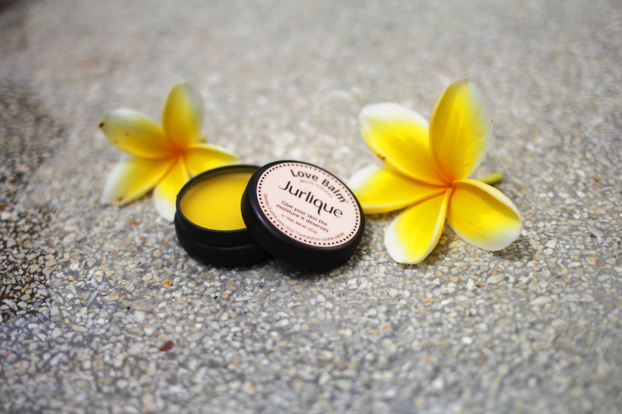 jurlique balm balinese flower