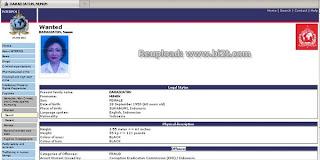 Nama Nunun Daradjatun Muncul di Situs Interpol