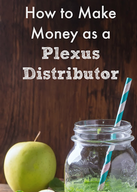 How to Make Money as a Plexus Distributor