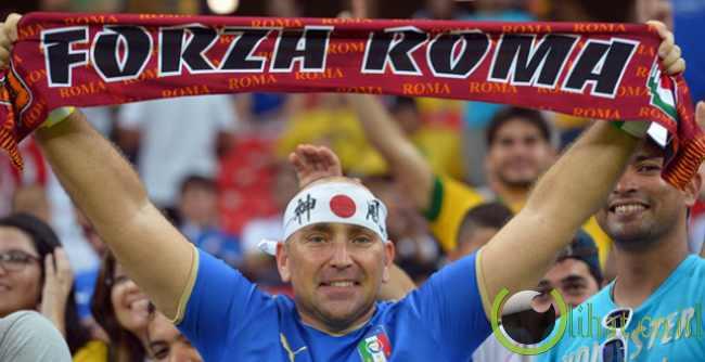 Jepang, Italia, Atau Roma!