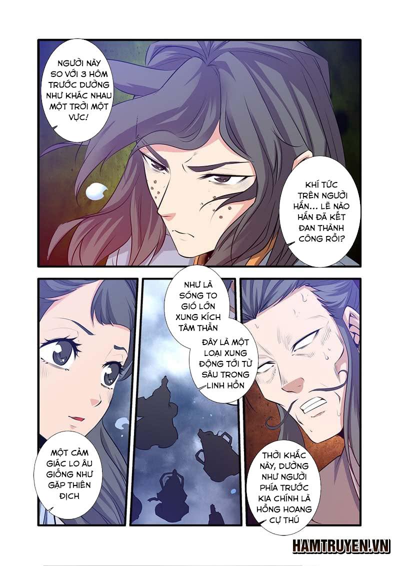 Tiên Nghịch Chap 79 - Trang 18