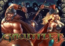 Gauntlet Arcade Game
