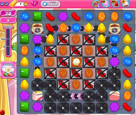 Candy Crush Saga 1012