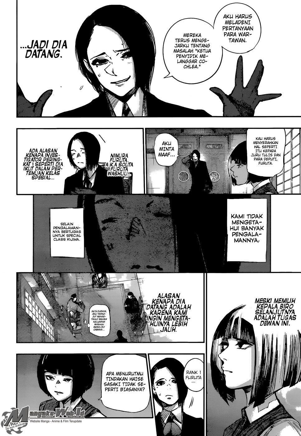 Tokyo Ghoul:re Chapter 100-5