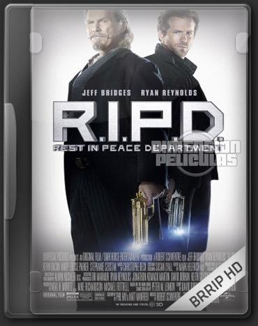 R.I.P.D (BRRip HD Ingles Subtitulada) (2013)