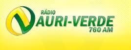 ouvir a Rádio Auri-Verde AM 760,0 Bauru SP