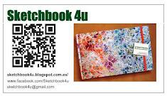 cuadernos artesanales para acuarela y abocetado