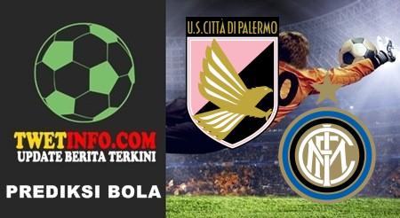 Prediksi Palermo vs Inter Milan