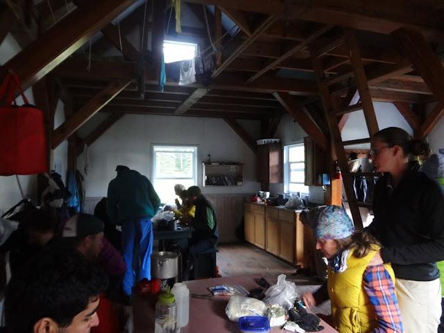 Brian Waddington Hut, VOC Hut, Pemberton