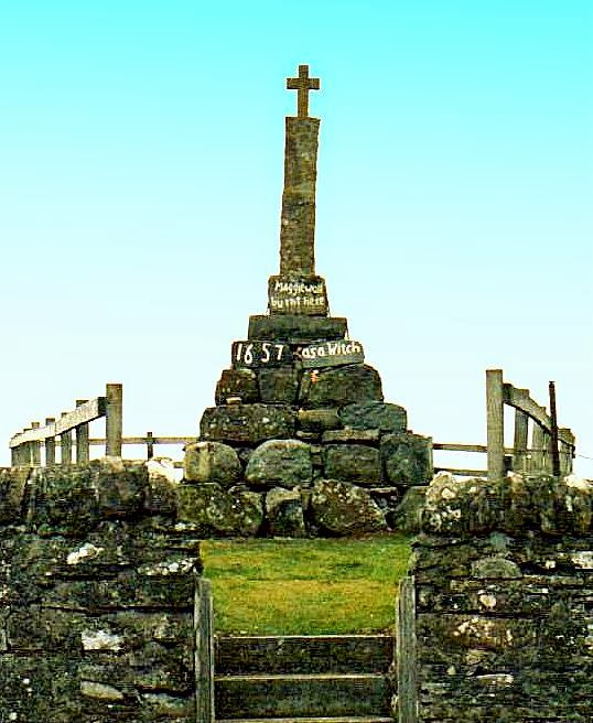 5. Maggie Wall (?-1657)