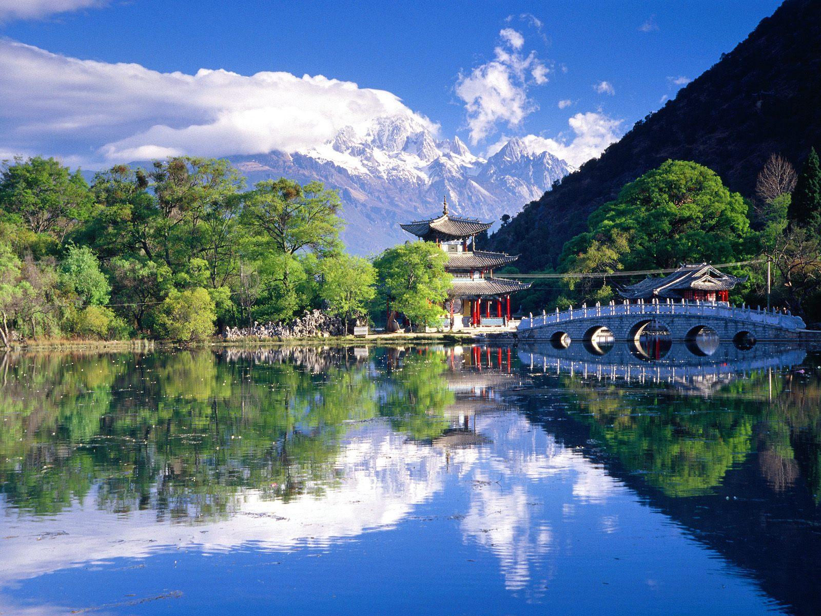 kami akan memberikan sebuah gambar pemandangan alam yang indah yang ...
