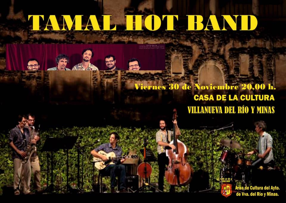 CONCIERTO DE TAMAL HOT BAND