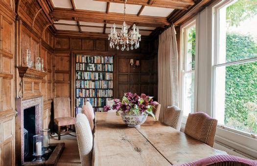 Lismary 39 s cottage ancora una splendida dimora inglese for Vecchio cottage inglese