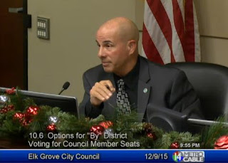 Detrick defends Elk Grove from district elections