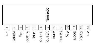 world technical stereo btl car amplifier circuit using tda8560q 40w rh worldtechnical blogspot com