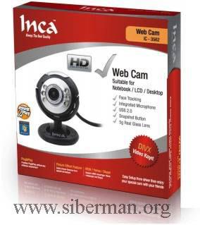INCA IC-3562 Webcam Driver İndir