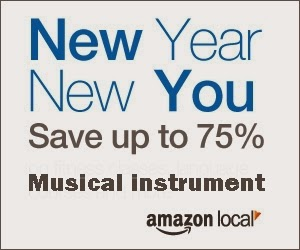 new year discount for acoustic guitar