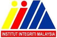 Jawatan Kerja Kosong Institut Integriti Malaysia (IIM) logo
