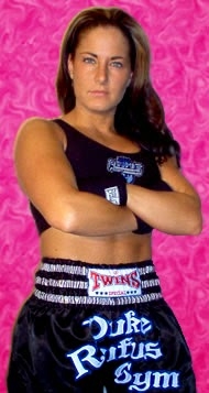 Liz Modaff - Women MMA Fighters