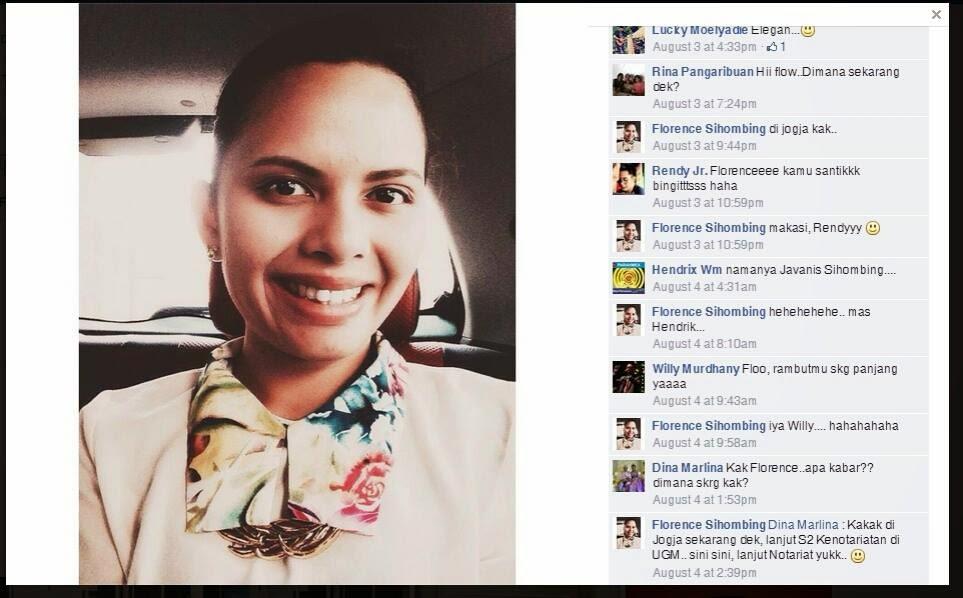 Mahasiswi UGM Hina Jogja Melalui Jejaring Sosial