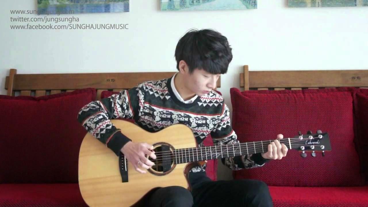 """ฟังเพลง ไม่บอกเธอ cover-Bedroom Audio arranged and played """"ไม่บอกเธอ"""" by Sungha Jung ..."""