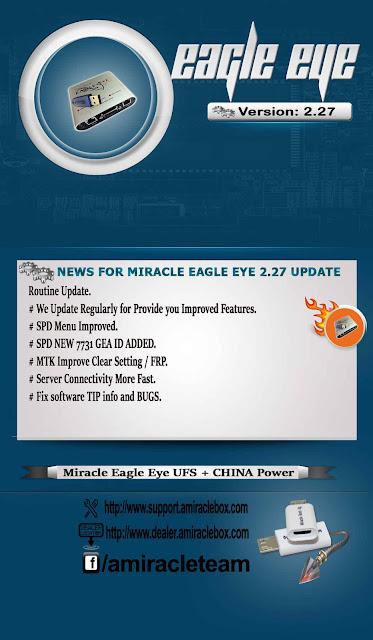 miracle eagle eye box usb driver