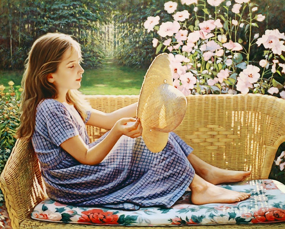 retratos-realistas-de-niñas