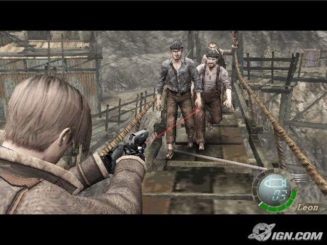 Resident Evil 4 Completo