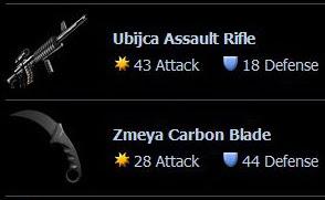 Weapons in Mafia Wars Cheats Code