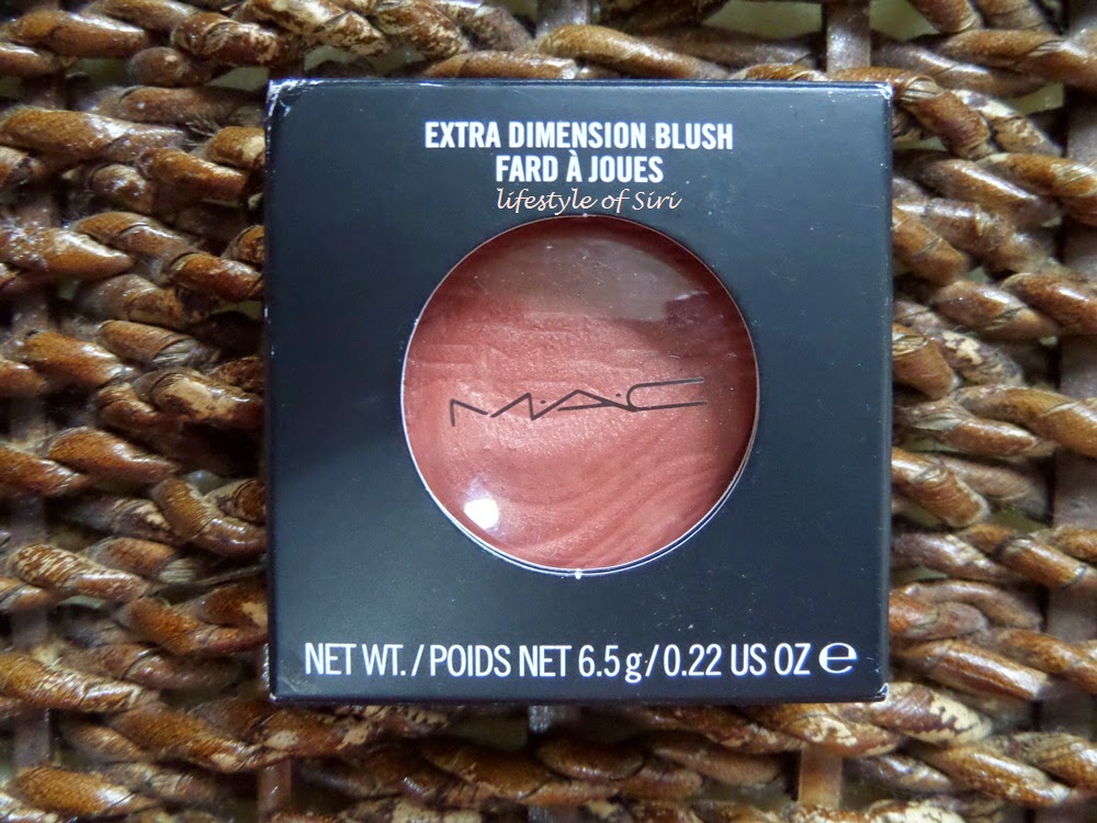 Mac Pleasure Model Allık